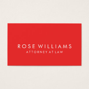 Sleek business cards business card printing zazzle ca modern red minimalist professional business business card reheart Gallery