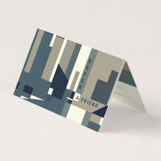 Modern Referral Card