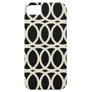 Modern Ring Pattern iPhone 5/5S Case