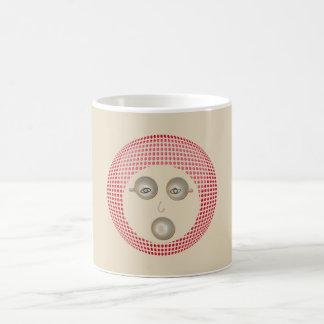 Modern Russian Doll Coffee Mug
