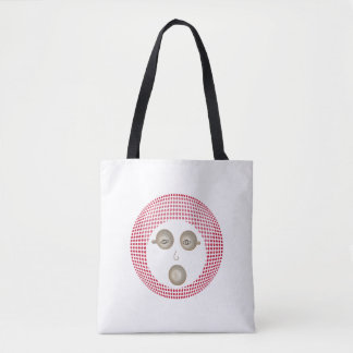 Modern Russian Doll Tote Bag