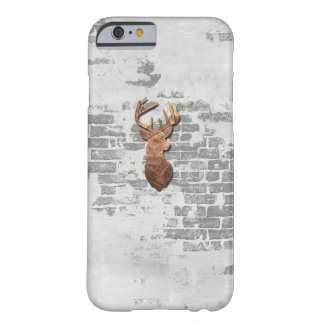Modern Rustic Wall Deer Wood Decor Cover
