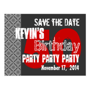50th birthday party save the date cards muco tadkanews co