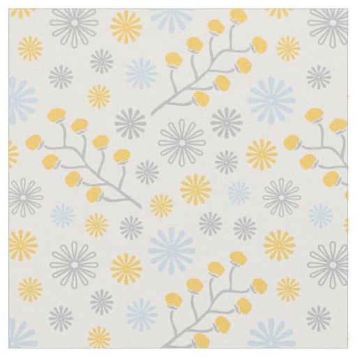 """Modern Scandinavian Cotton (56"""" width) Fabric"""