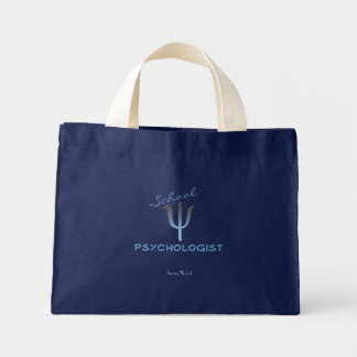 Modern School Psychologist Multi-Purpose Tote