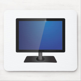 modern screen mouse pad