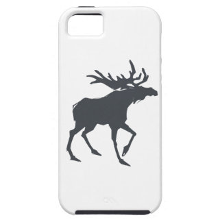 Modern, Simple & Beautiful Hand Drawn Antler Case For The iPhone 5