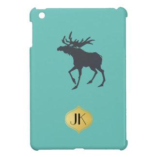 Modern, Simple & Beautiful Hand Drawn Deer iPad Mini Cases