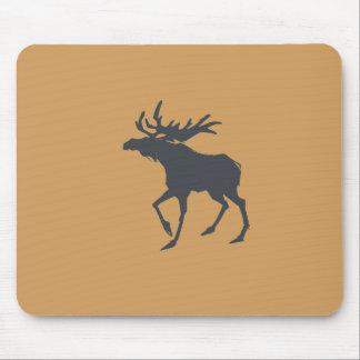 Modern, Simple & Beautiful Hand Drawn Deer Mouse Pad