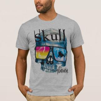 Modern Skull T-Shirt