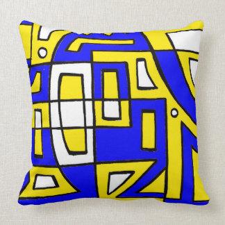 Modern Sleek Beautiful Luxurious Throw Pillow