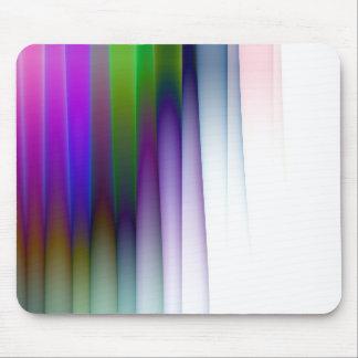 modern sleek stripes studio mouse pad