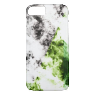 Modern smoke abstract art Apple iPhone 8/7 Case
