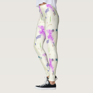 Modern Spring Lilly Leggings