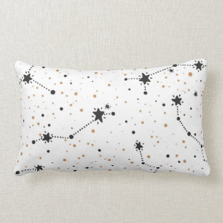 Modern star cushion I asterisk and stars