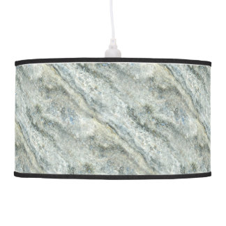 Modern Stone Mable Look Hanging Lamp