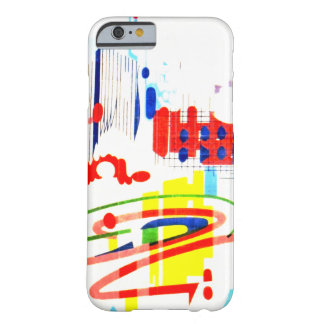 Modern Street Tiles - Lisbon Barely There iPhone 6 Case