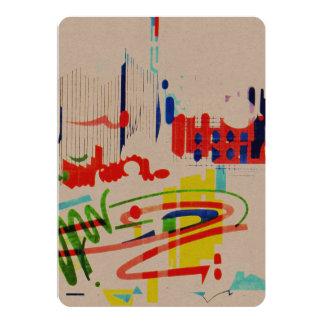 Modern Street Tiles - Lisbon Card