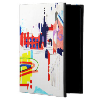 Modern Street Tiles - Lisbon Case For iPad Air