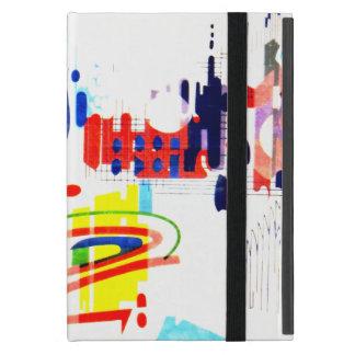 Modern Street Tiles - Lisbon Covers For iPad Mini