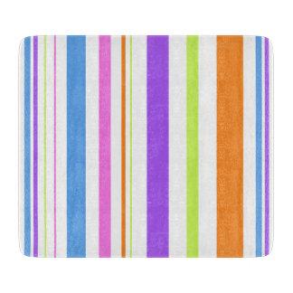 Modern Stripes Cutting Board