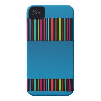 Modern Stripes iPhone 4 Case