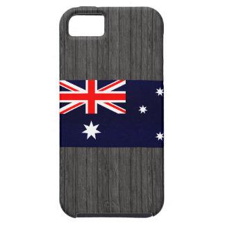 Modern Stripped Australian flag iPhone 5 Cases