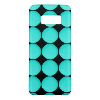 Modern Stylish Blue Pattern Case-Mate Samsung Galaxy S8 Case