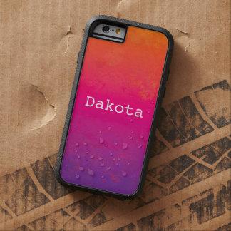 Modern Stylish Pink Purple Xtreme iPhone 6/6s Case