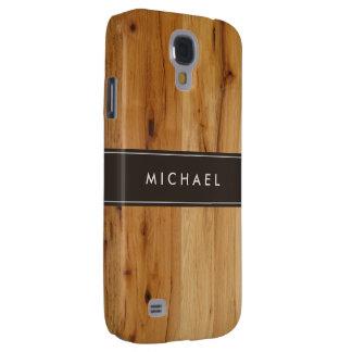 Modern Stylish Wood Grain Look