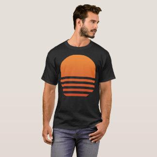 Modern Sunset Summer T-Shirt
