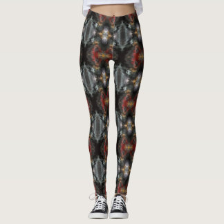 Modern Technology Fat Burning Exercise Leggings