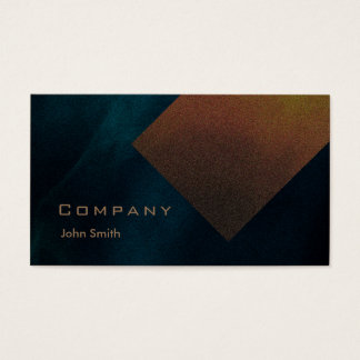 Modern Tetxured Business Card