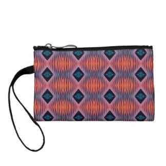 Modern Textured Pretty Evening Bag