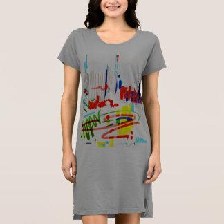 Modern Tiles - Lisbon Dress