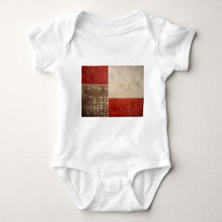 Modern Trendy Abstract Baby Bodysuit