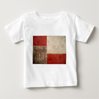 Modern Trendy Abstract Baby T-Shirt