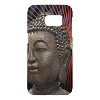 Modern Trendy Buddha Yoga Samsung Galaxy S7 Case