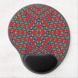 Modern Trendy pattern Gel Mouse Pad