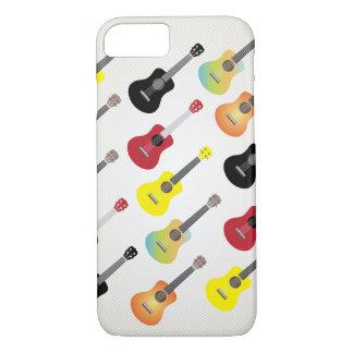 Modern Ukulele Musical iPhone 7 Case