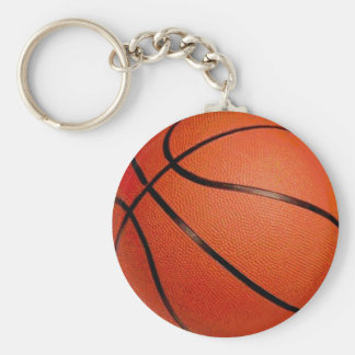 Modern Unique Stylish Basketball Keychain