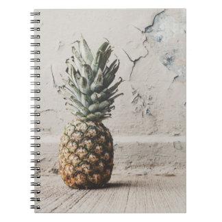 Modern Urban Pineapple Notebook