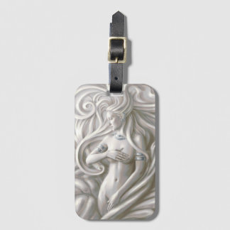 Modern Venus Luggage Tag