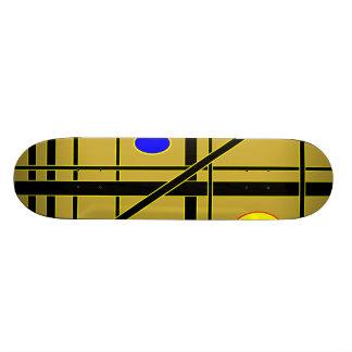 Modern Vibe 8 Skate Board Deck