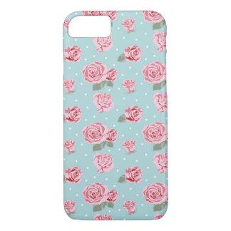 Modern Vintage Elegant Rose Case-Mate iPhone Case