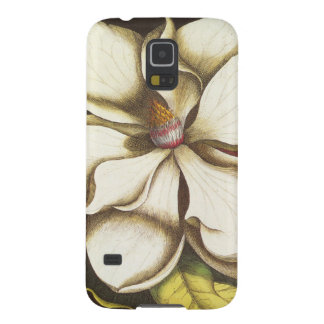 modern vintage fall magnolia galaxy s5 cases