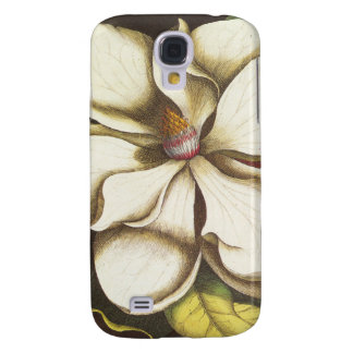 modern vintage fall magnolia samsung galaxy s4 covers
