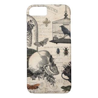 Modern Vintage Halloween Garden Case-Mate iPhone Case