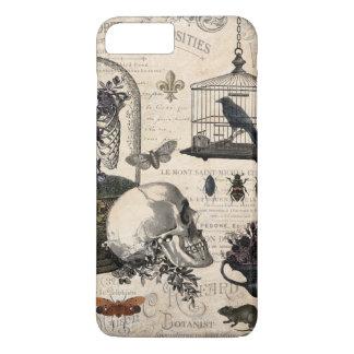 Modern Vintage Halloween Garden iPhone 7 Plus Case