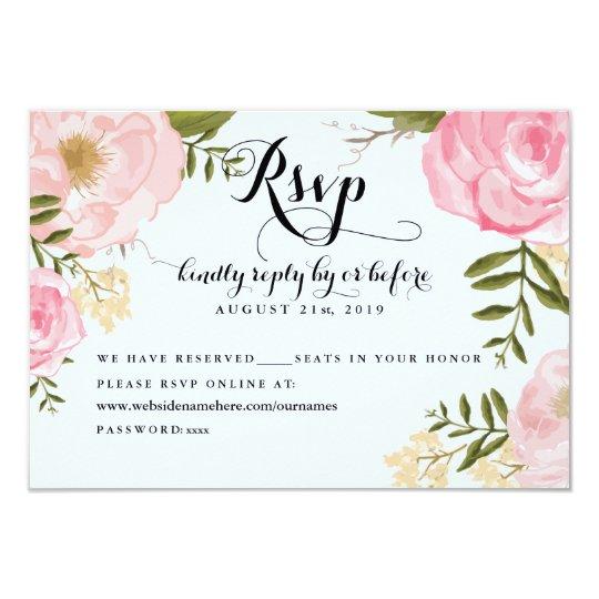 online rsvp cards